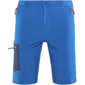 Columbia Triple Canyon Shorts Men 10 Super Blue